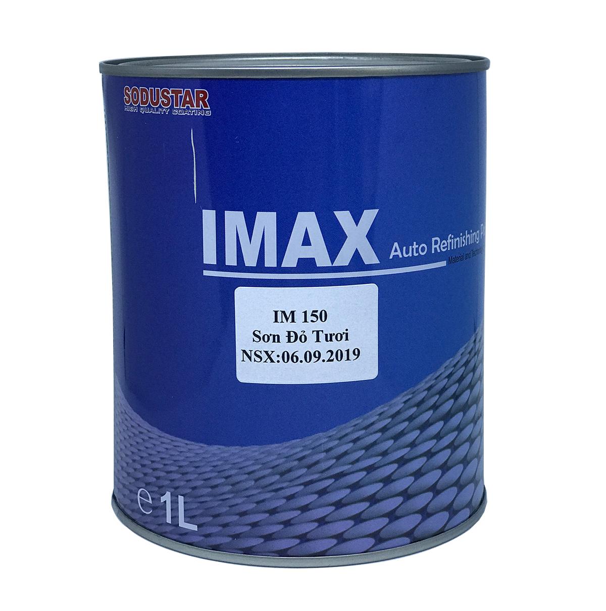 Dòng sơn màu 1 thành phần (1K) - IM 1xx